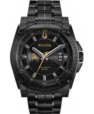 Bulova 98B295 Mens precisionist watch