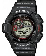 Casio G-9300-1ER Mens g-shock dubbla sensor soldrivna klocka