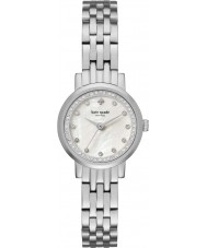 Kate Spade New York KSW1241 Damer mini Monterey silver stål armband klock