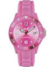 Ice-Watch 000130 Liten sili evigt rosa klocka