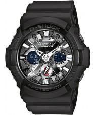 Casio GA-201-1AER Mens g-shock världstid svart chronographklockan