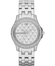Armani Exchange AX5215 Damer silver stål armband klänning klocka
