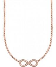 Thomas Sabo KE1312-416-14 Damer 18K ökade guldpläterad oändlighet halsband
