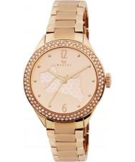 Radley RY4190 Damer ros guldpläterad armband klocka med stenar
