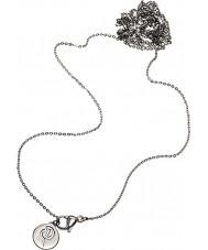 Edblad 116130171 Damer charmentity silverstål med lång kedja