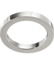 Edblad 3153441980-M Damer Materia smal stålring - storlek p (m)