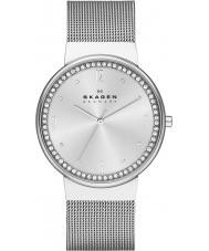 Skagen SKW2152 Damer klassik silver mesh watch