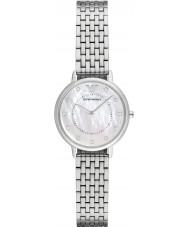 Emporio Armani AR2511 Damer klänning silver stål armband klocka