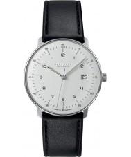 Junghans 027-4700-00 Max bill svart automatiska klocka