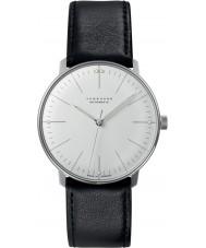 Junghans 027-3501-00 Max bill svart automatiska klocka