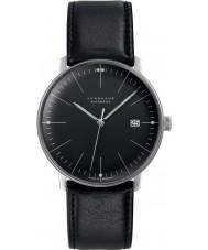 Junghans 027-4701-00 Max bill svart automatiska klocka