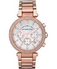 Michael Kors MK5491 Ladies parker chronographklockan