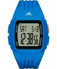 Adidas Performance ADP3234 Duramo blå harts rem klocka