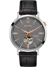 Bulova 98A187 Mens automatisk klocka