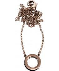 Edblad 78912 Damer Monaco steg guld mini halsband
