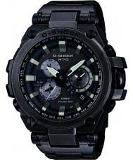 Casio MTG-S1000V-1AER Mens g-shock radio styrd soldrivna svart klocka