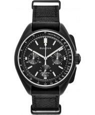 Bulova 98A186 Mens lunar piloten chronograph klocka