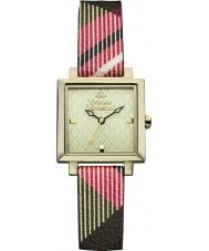 Vivienne Westwood VV087GDBR Ladies utställare klocka