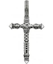 Thomas Sabo PE503-001-12 Mens silver kors hängsmycke