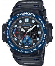 Casio GN-1000B-1AER Mens g-shock gulfmaster tidvattensdiagram och månen ålder svart klocka