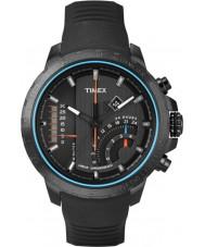 Timex T2P272 Mens svart t-serien linjär chronographklockan