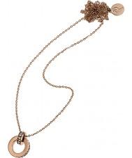 Edblad 31630077 Damer isa omlopp steg guldpläterat halsband