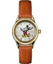 Disney by Ingersoll ID00901 Damer union brunt läder Strap Watch
