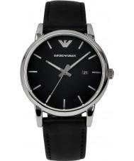 Emporio Armani AR1692 Mens klassiskt svart klocka