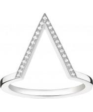 Thomas Sabo D-TR0020-725-14-52 Damer glam och själ 925 sterling silver diamantring - storlek M.5 (EU 52)