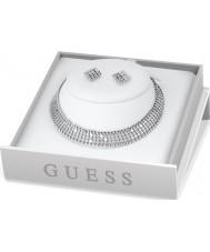 Guess UBS84010 Dam midnatt glam halsband present set