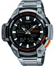 Casio SGW-450HD-1BER Mens core silver höjdmätare och barometer combi klocka