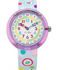 Flik Flak FBNP064 Flickor socker bunchy multicolour watch