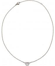 Edblad 31630011 Damer gudomliga vingar silver stål kort halsband