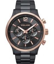 Police 15302JSBR-02M Mens västklocka