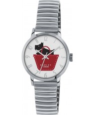 Radley RY4219 Damer sträcka silver stål expander watch