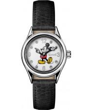 Disney by Ingersoll ID00902 Damer union svart läderrem klocka