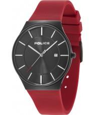 Police 15045JBCB-02PB Mens ny horisontell klocka
