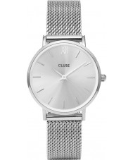 Cluse CL30023 Damer minuit mesh watch