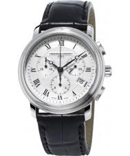 Frederique Constant FC-292MC4P6 Mens klassiker svart chronographklockan