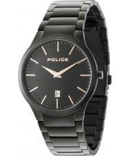 Police 15246JSB-02M Mens horisont klocka