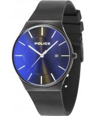 Police 15045JBCB-02PA Mens ny horisontell klocka