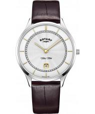 Rotary GS08300-02 Mens ultra slim klocka
