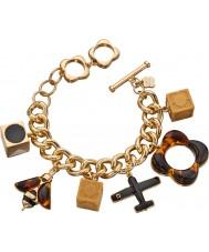 Orla Kiely B4860 Damer bi och plana charm armband