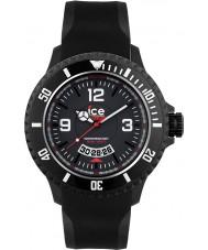 Ice-Watch DI.BW.XL.R.12 Man is-bränning extra stor svart klocka