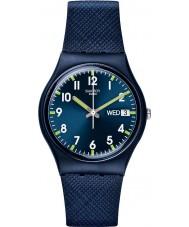 Swatch GN718 Ursprungliga gent - sir blå klocka