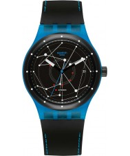 Swatch SUTS401 Sistem51 - sistem blå automatiska klocka