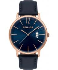 Police 15307JSR-03 Mens dygd klocka