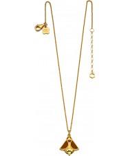 Orla Kiely N4037 Damer sterling silver pläterade bee halsband
