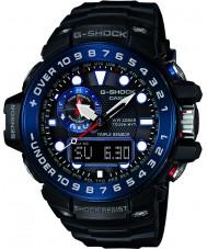 Casio GWN-1000B-1BER Mens g-shock premium radiostyrd soldrivna klocka