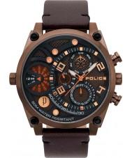 Police 15381JSBZ-12 Mens vigor klocka